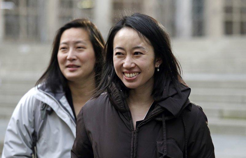 Mariko Hirose, Esther Sung