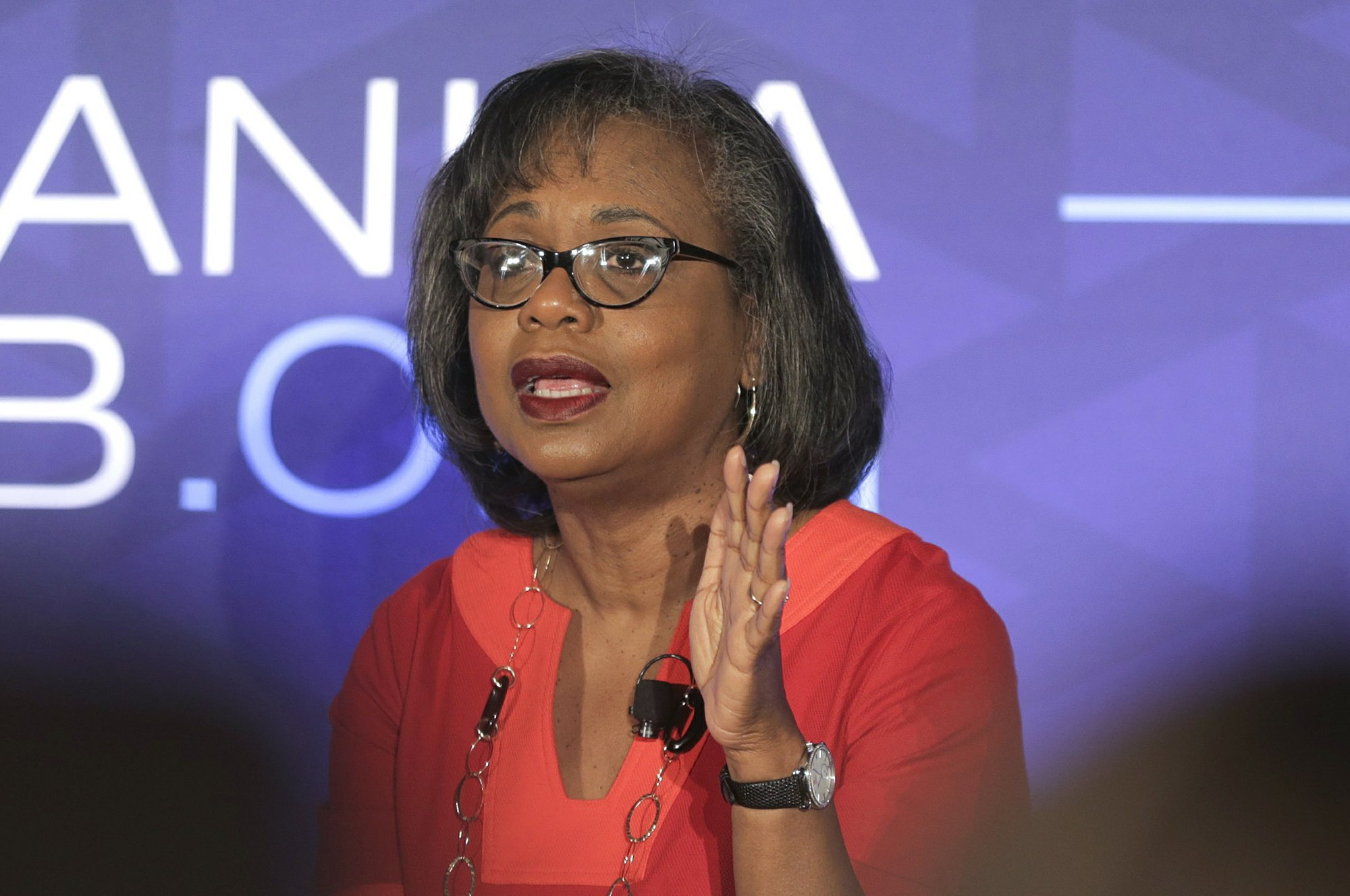 Anita Hill struck by Kavanaugh's anger versus accuser's calm