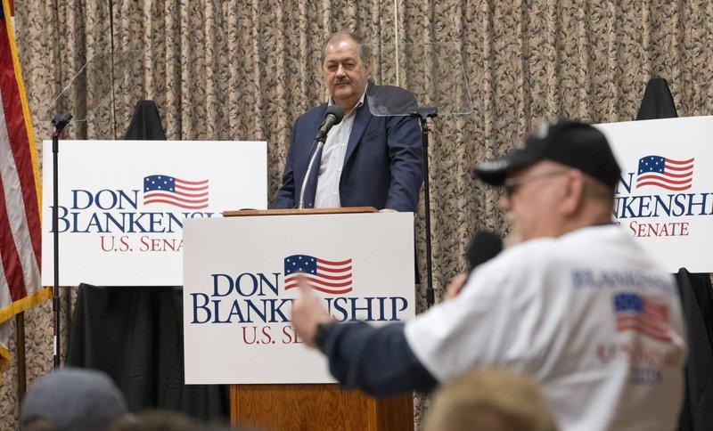 Don Blankenship, Doug Smith