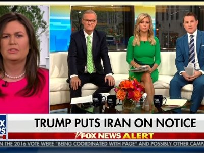 WH: No Tolerance for Critical Rhetoric from Iran