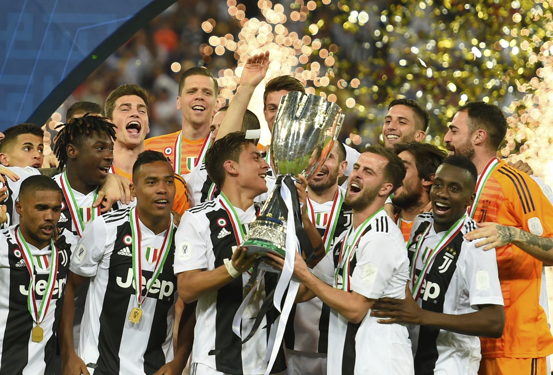 Juventus beats Milan to win Italian Super Cup in Jeddah
