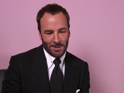 Tom Ford: 'Women need a little bit of something that catches the light' for the red carpet