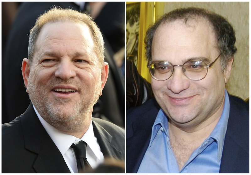 07aaa3cc2e The Latest: Weinstein Co. denies knowledge of allegations