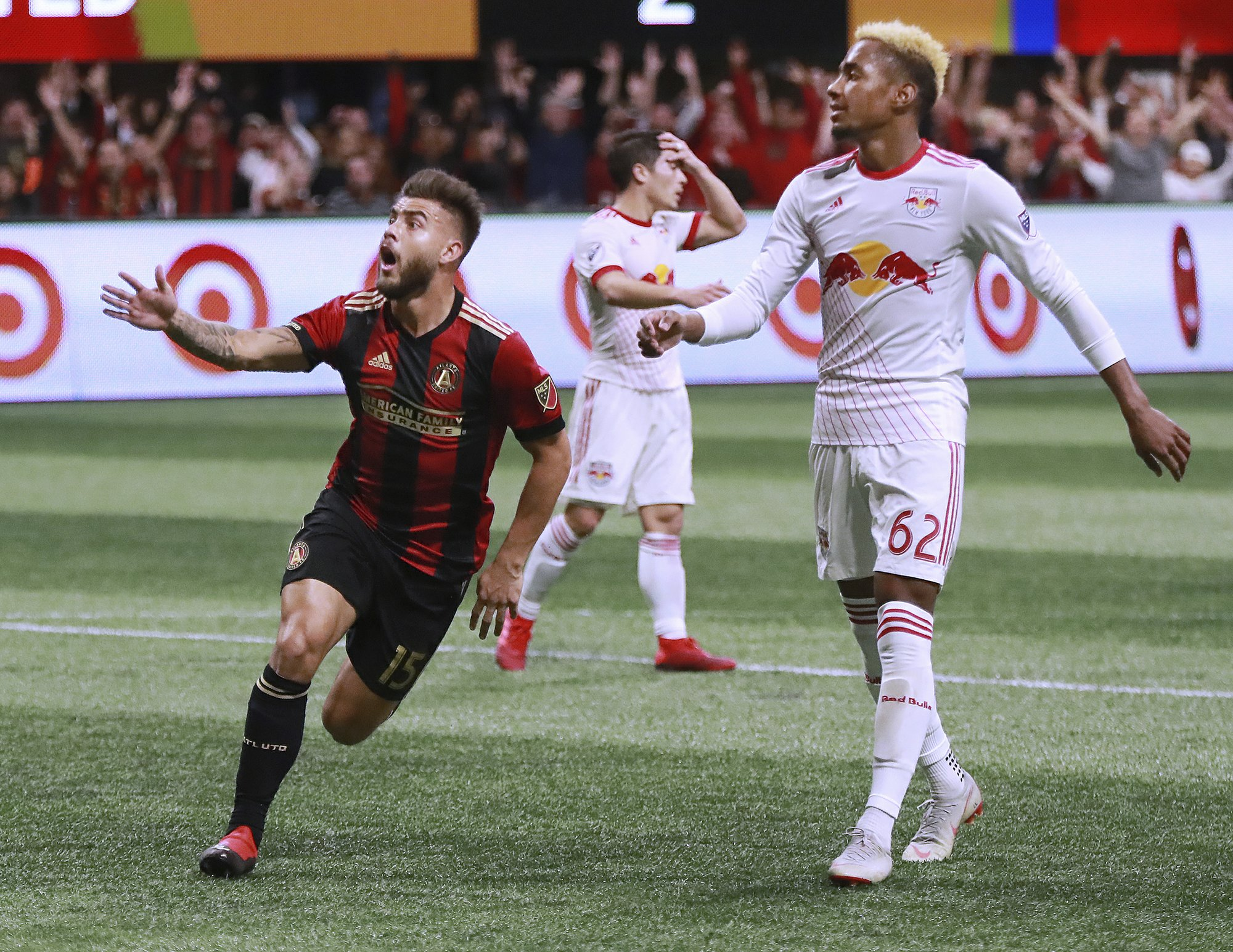 Atlanta United routs New York Red Bulls 3-0 in East final b816f2bc1a76b