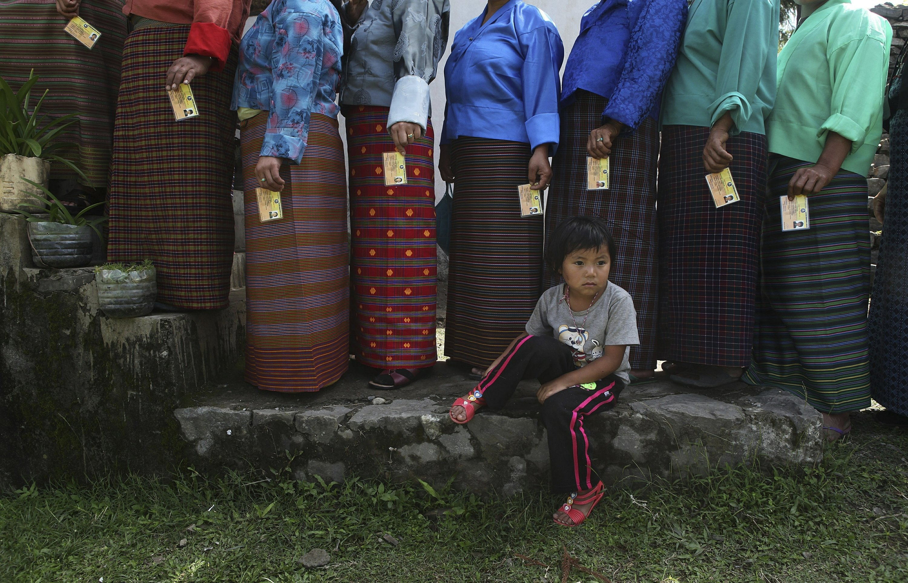 Center Left Party To Rule Bhutan After Elections Victory