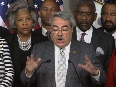 Black Caucus Members Call for Gun Legislation