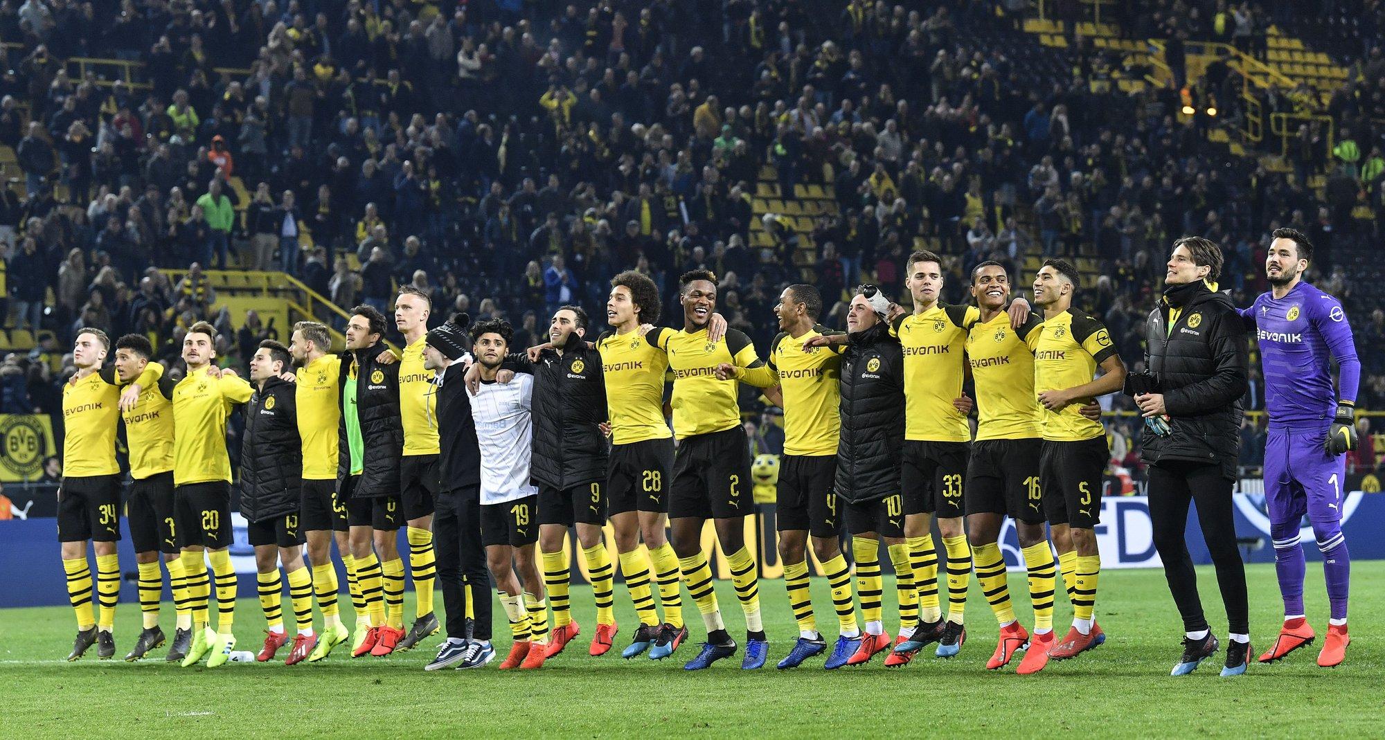 Dortmund beats Leverkusen to get back on track in Bundesliga