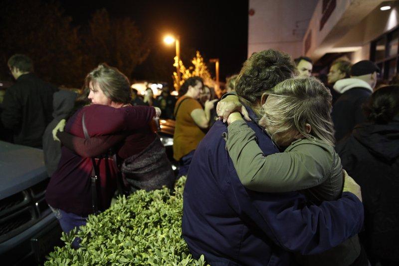 Man survives Vegas massacre, dies in hometown mass shooting
