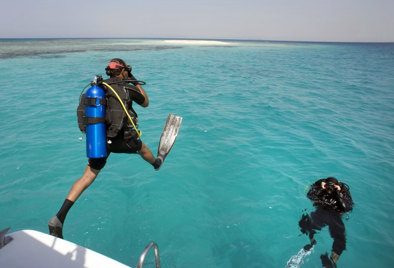 Saudi Red Sea divers explore freedoms off coast
