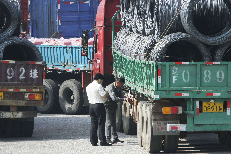 China border traders losing money amid N. Korea sanctions