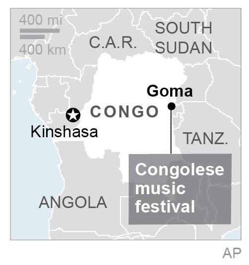 CONGO GOMA