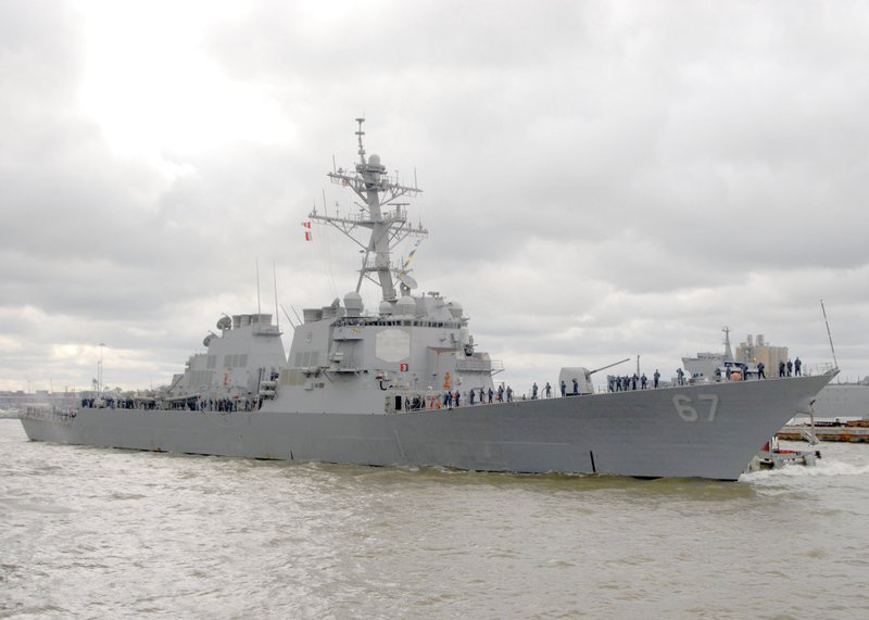 U.S. Navy Awards BAE Systems $36 Million Maintenance Contract for USS Cole