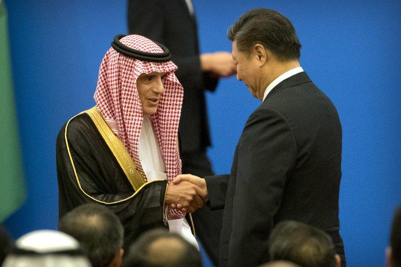 Adel al-Jubeir, Xi Jinping