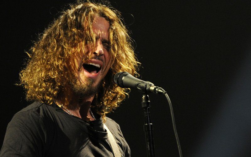 Image result for Image of Chris Cornell