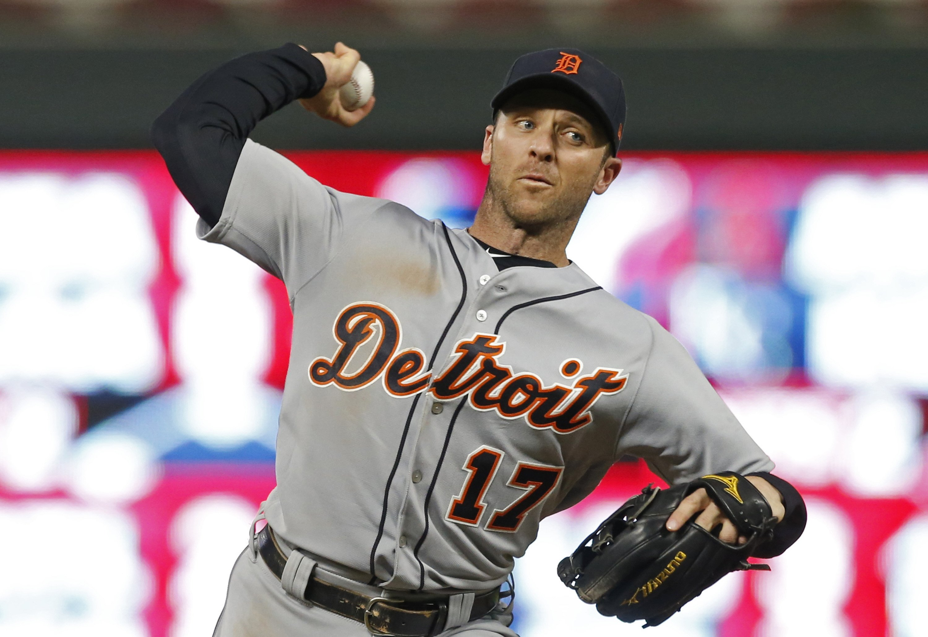 Around The Horn: Romine plays all 9 positions for Tigers