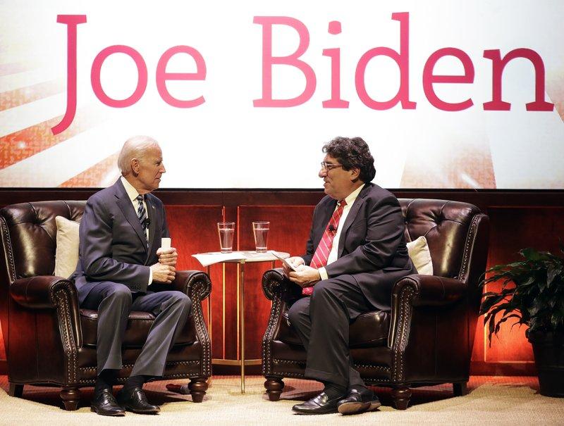 Joe Biden, Nick Zeppos