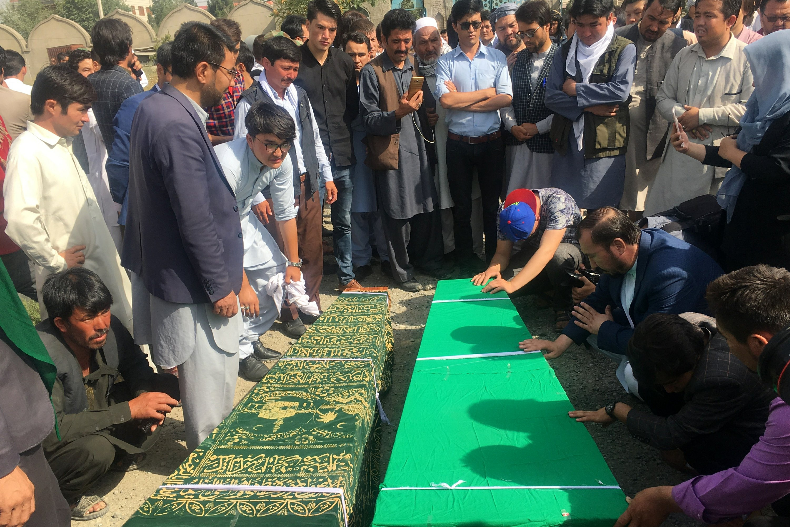 Afghanistan revises death toll from suicide...