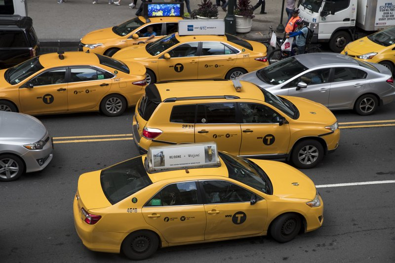 NYC moves to rein in Uber with cap on ride-hail vehicles