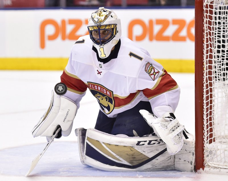Such A Pro At 39 Roberto Luongo Still Chasing The Cup
