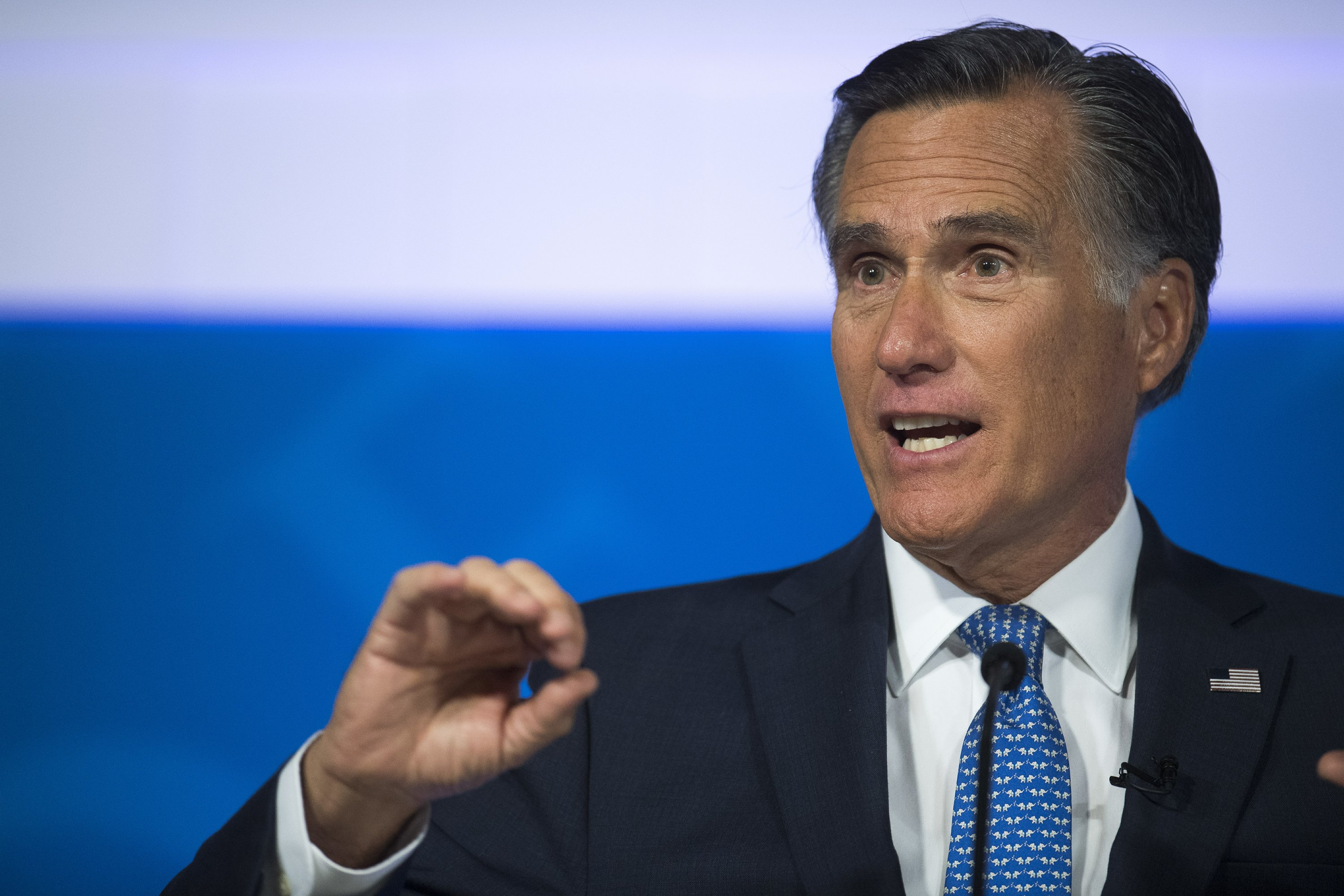 Romney says Supreme Court confirmation process 'awful'