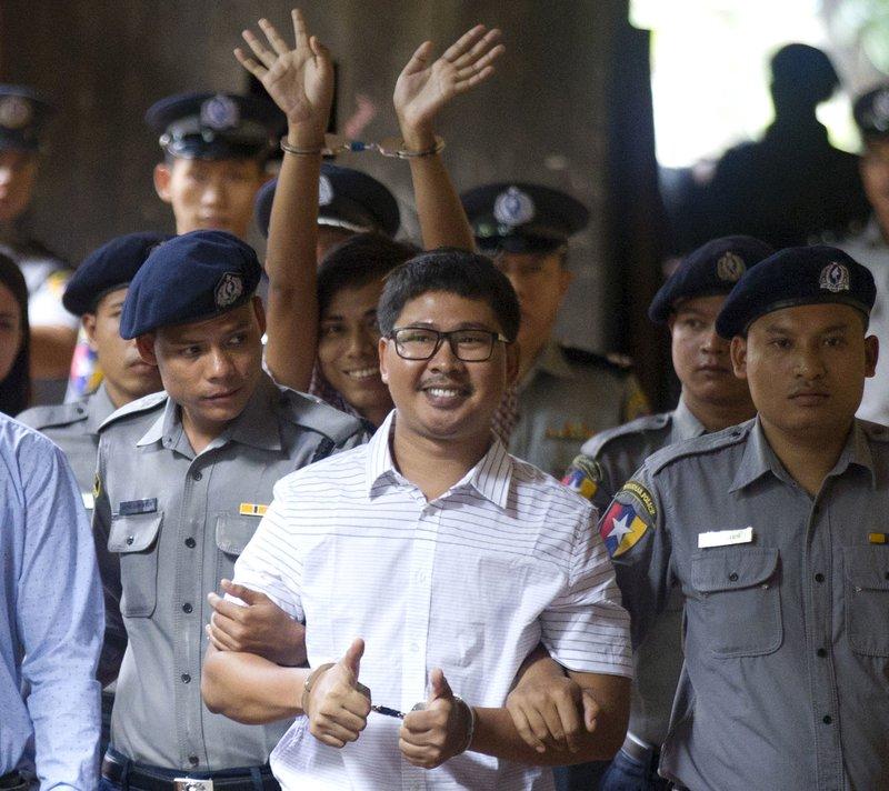 Wa Lone, Kyaw Soe O