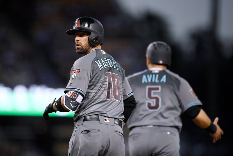 Deven Marrero, Alex Avila