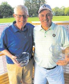 Wait Was Worth It As Caples Takes Senior City Golf Title