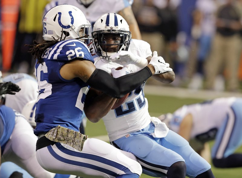 Clayton Geathers, DeMarco Murray