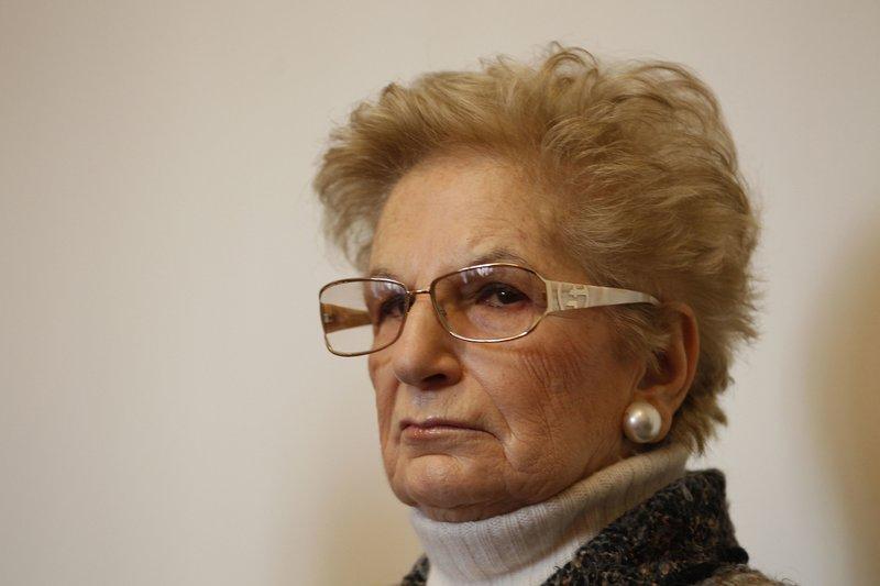 Еврейка, пережившая Освенцим, назначена пожизненным сенатором Италии