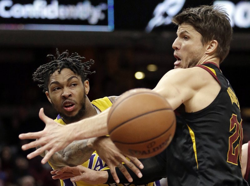 Brandon Ingram, Kyle Korver