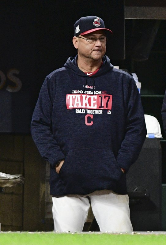 Cleveland rocked: Indians' season comes to stunning halt