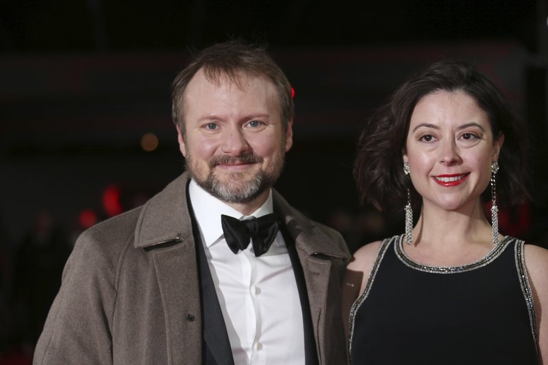 Rian Johnson, Karina Longworth