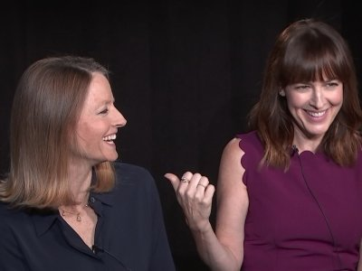 Jodie Foster digs into mother-daughter dynamics for 'Black Mirror'