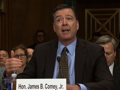 Comey: 'Mildly Nauseous' About 2016 Race Impact