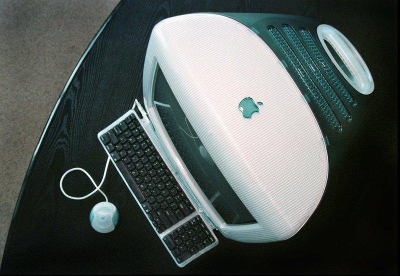 MACINTOSH IMAC COMPUTER