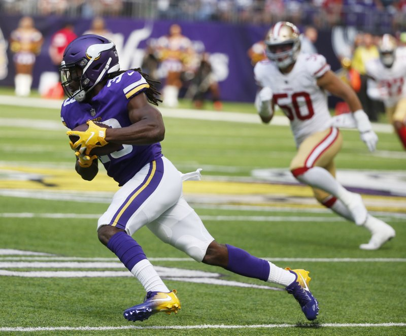 Vikings  Dalvin Cook   Once I get back f4263777d