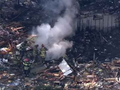 2 Dead In NJ House Blast, No Foul Play Suspected