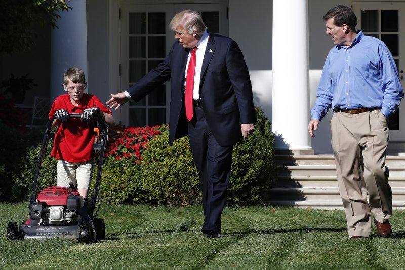 Frank Giaccio, Greg Giaccio, Donald Trump