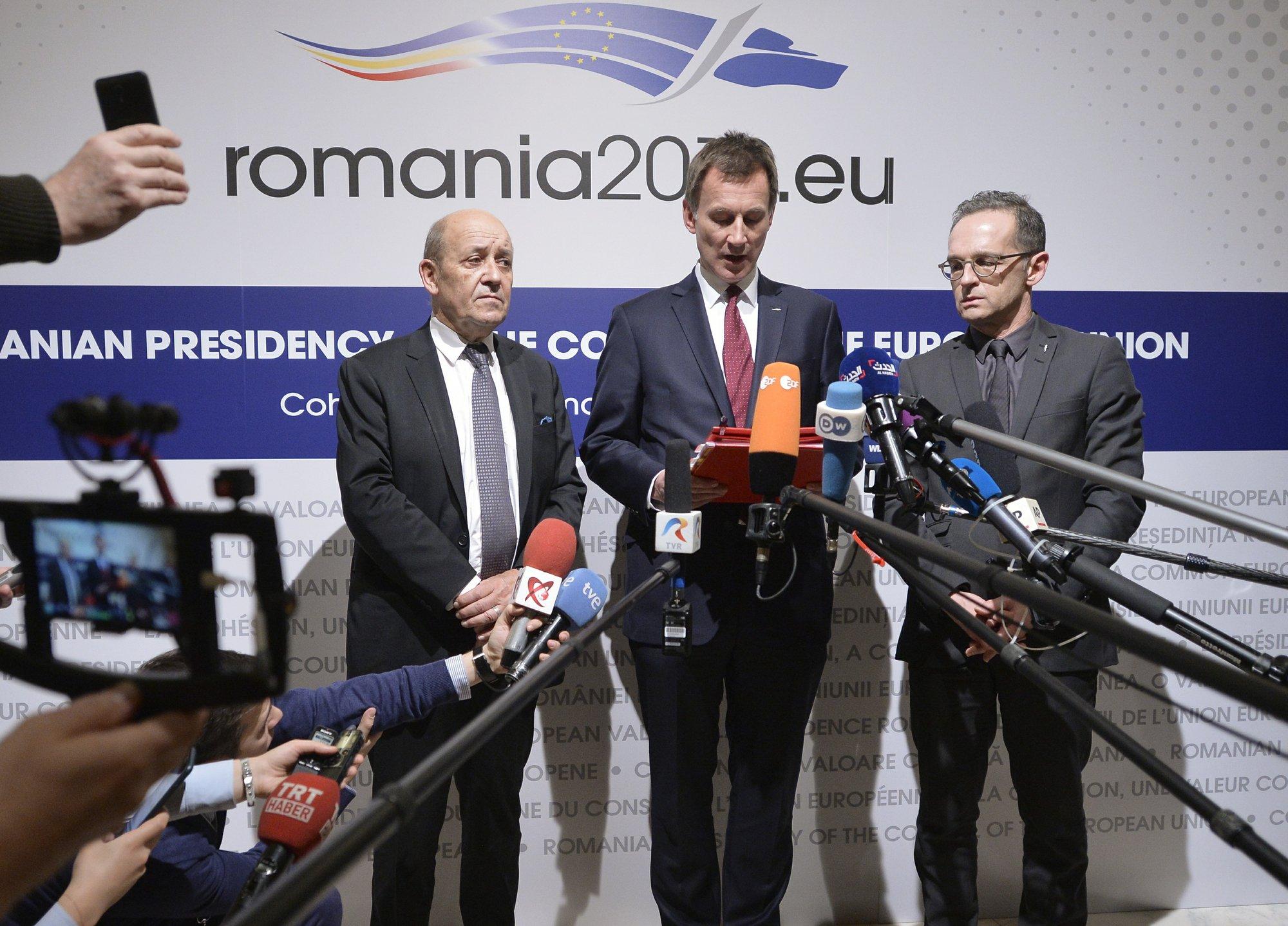 ЕС опасается распространения ядерного оружия из-за выхода США из ракетного договора