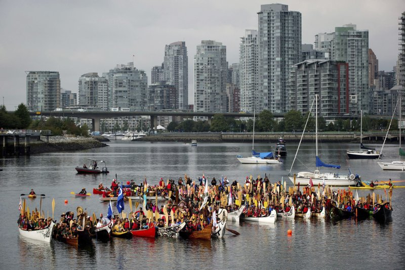 Canada seeks to compensate indigenous taken from families