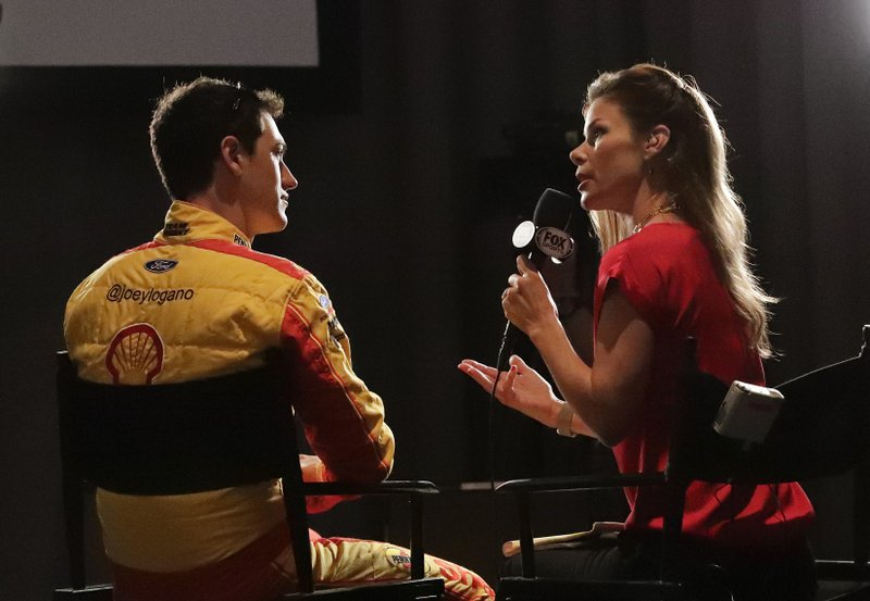 Joey Logano, Jamie Little