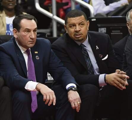 0deddea4517f Pitt hires Duke assistant Jeff Capel as new basketball coach