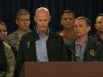 Fla. Gov. on Hurricane Evacuation: 'Get out now'