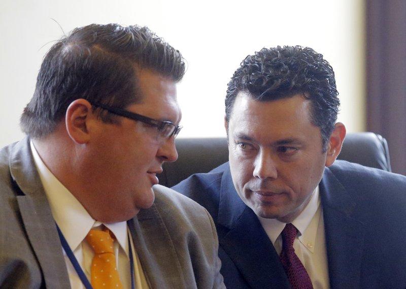 Jason Chaffetz, Francis D. Gibson