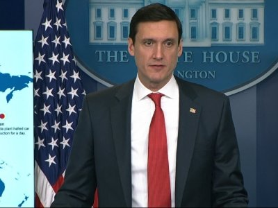 White House: North Korea Behind Malware Attack