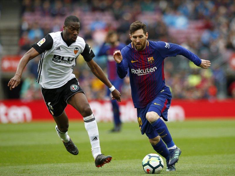 Lionel Messi, Geoffrey Kondogbia