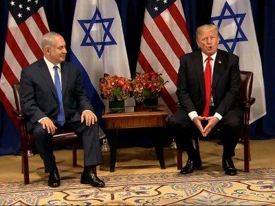 Trump: Giving Mideast Peace 'An Absolute Go'