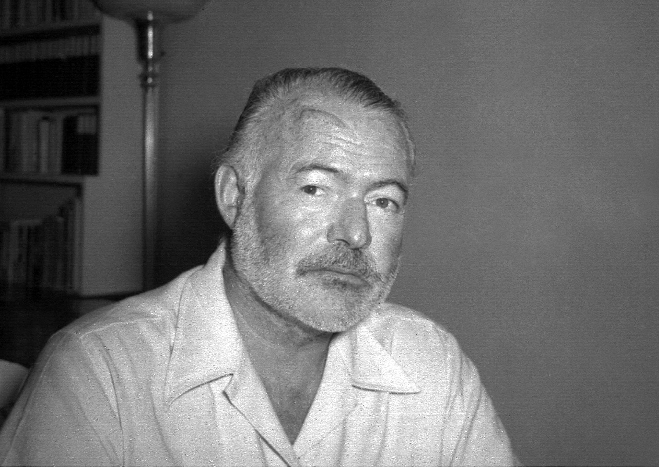 Cuento de Hemingway de 1956 se publica por primera vez