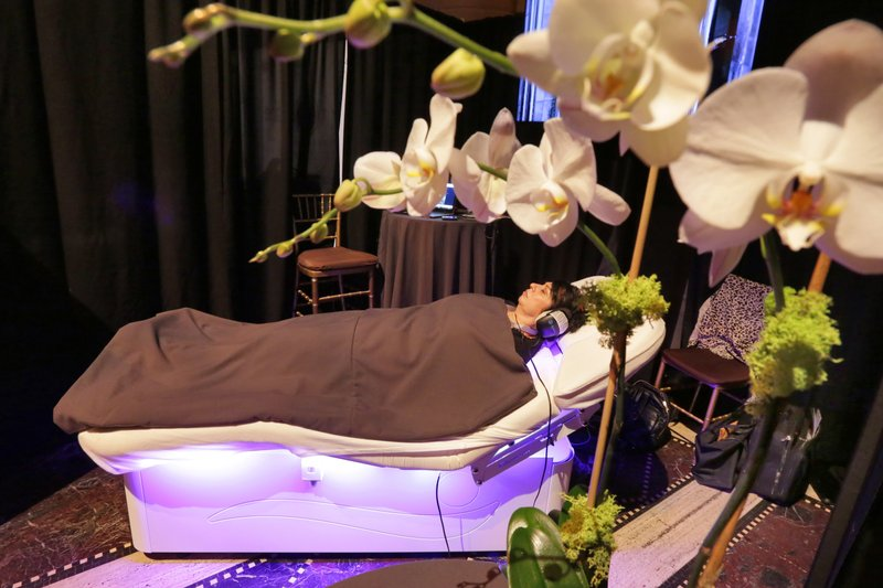 Spa Wave bed