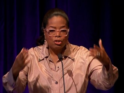 Oprah Hopes New Exhibit Will Be An Inspiration